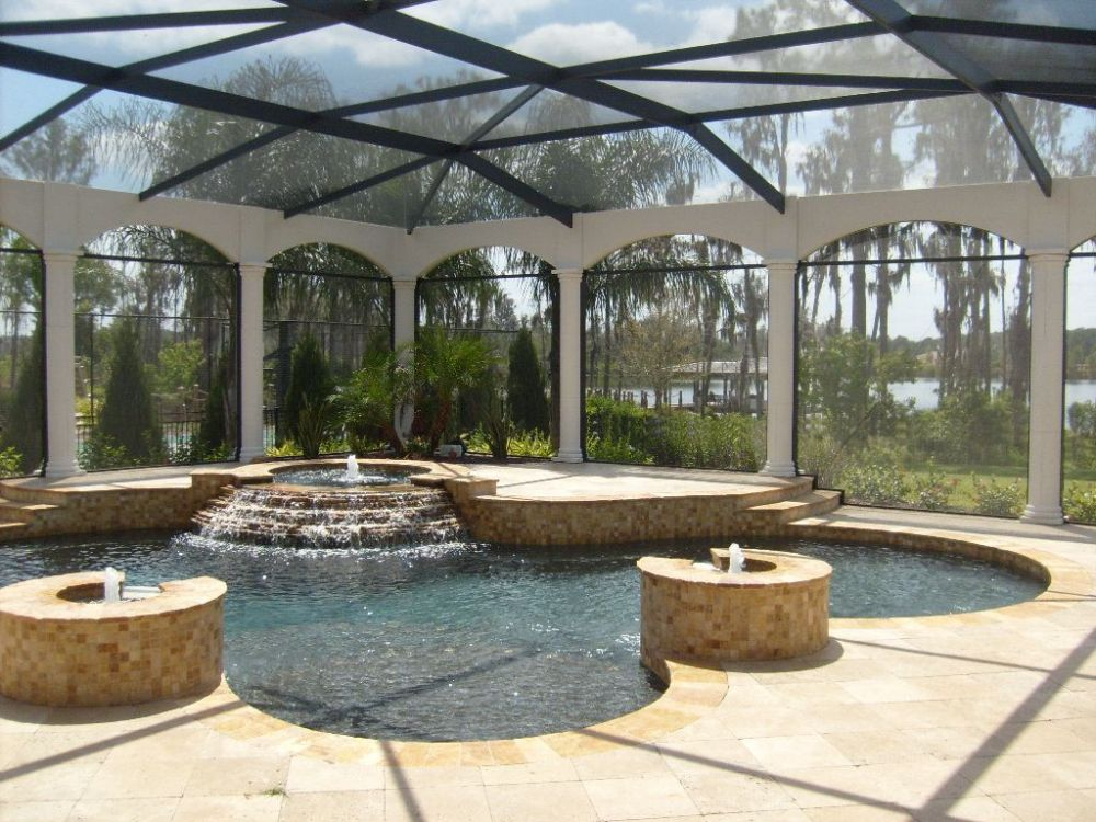 Pool privacy screens for Pool privacy screen